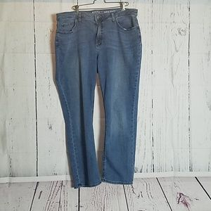 4 items for $20 Riders midrise straight jeans